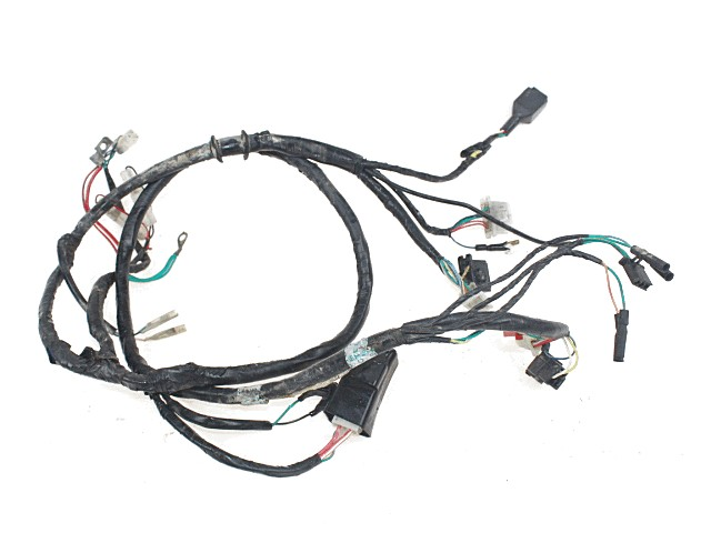 wiring kymco agility 50 4t 2005