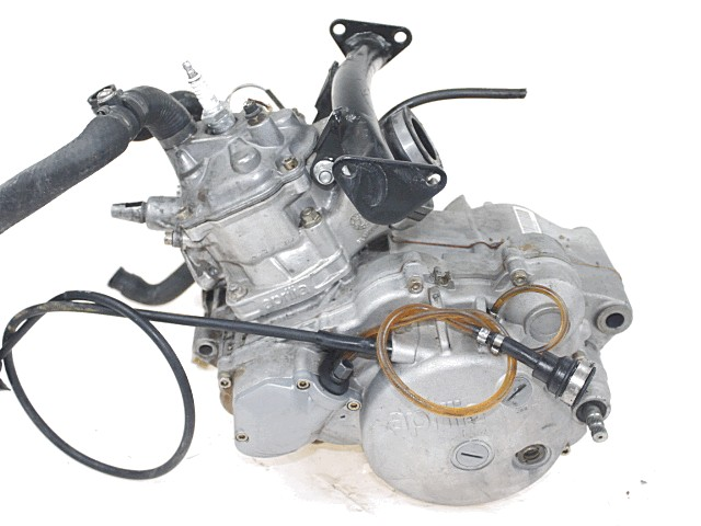 Details about ENGINE KM 15 580 APRILIA RS 125 2006 - 2014 ROTAX 122 ENGINE